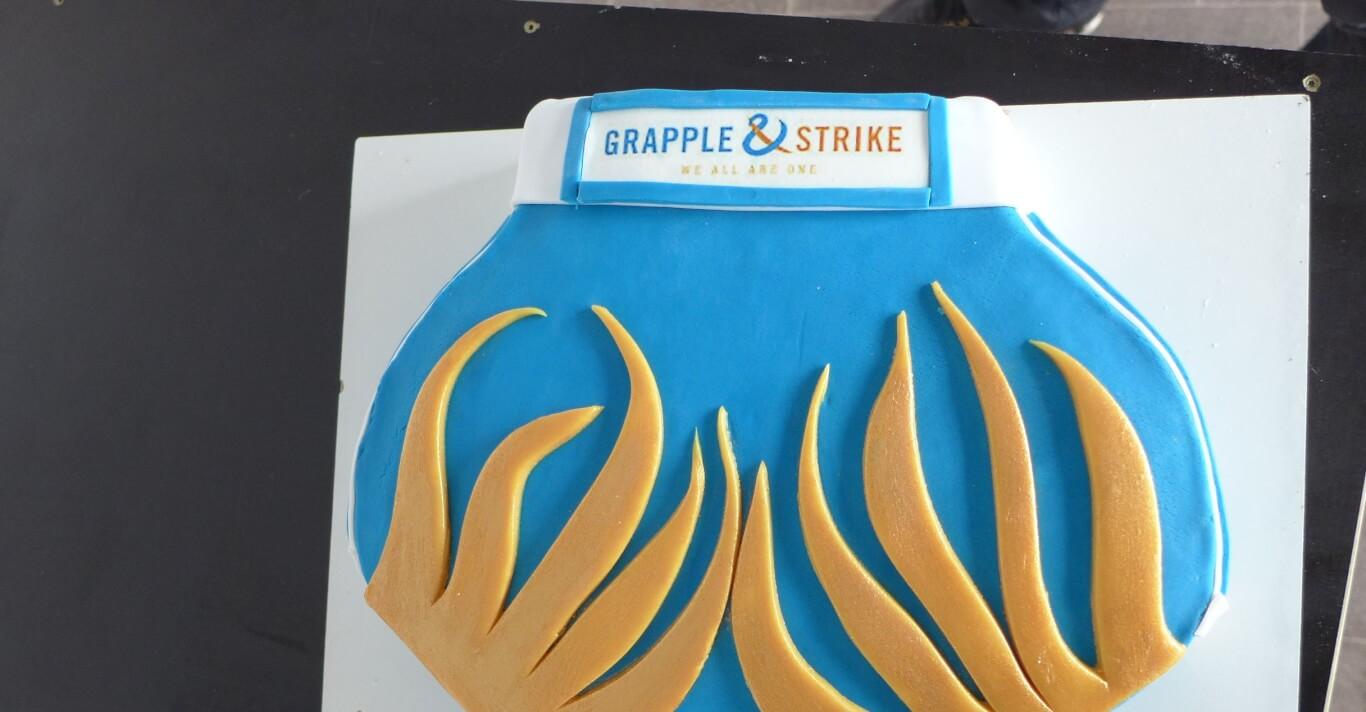Artikelbild - Eröffnungsparty bei Grapple&Strike