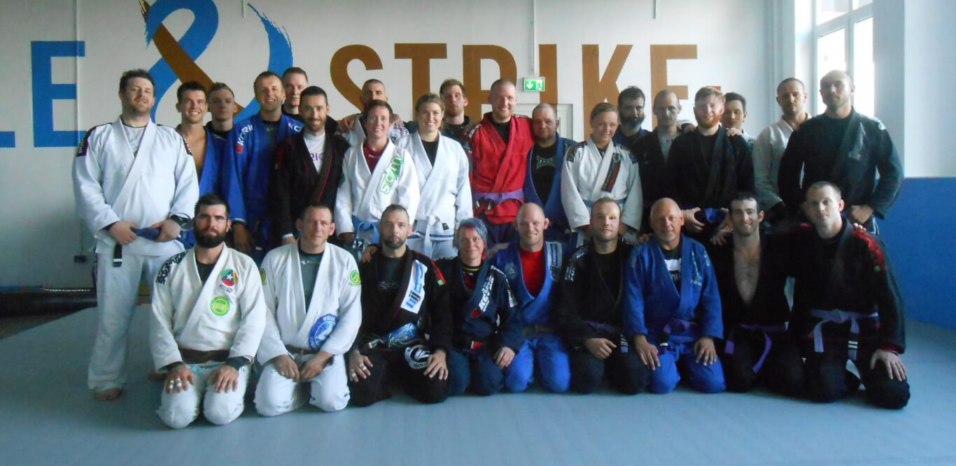 Artikelbild - Besuch vom Roger Gracie/ Mill Hill Head Coach