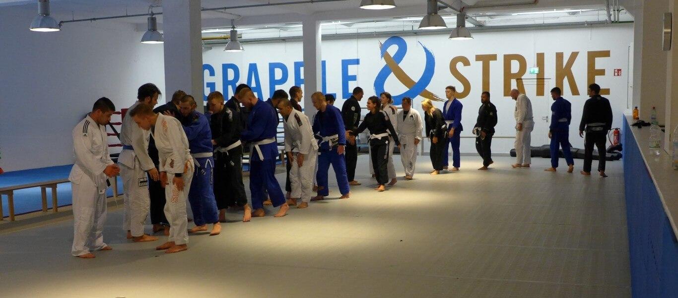 Artikelbild - Besuch vom dreifachen Nogi Weltmeister