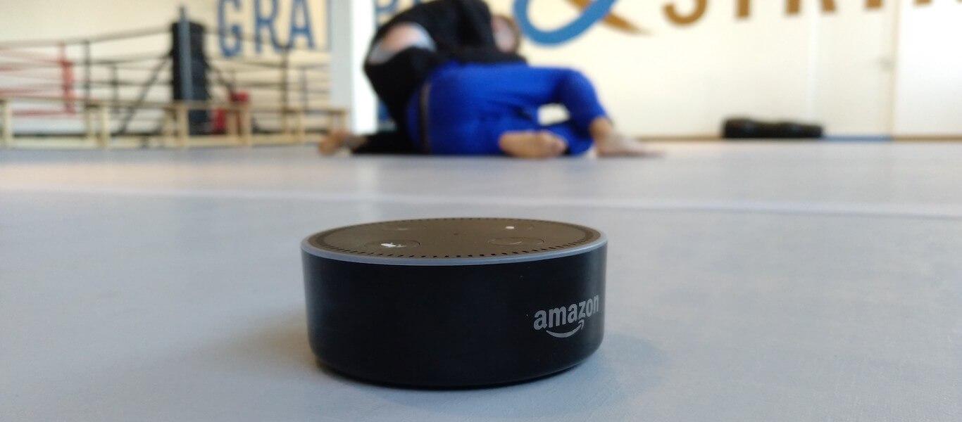 Artikelbild - Alexa, Willkommen im Gym