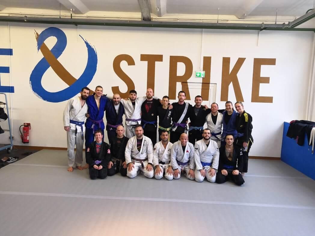 Artikelbild - Trainingswoche und Vorbereitung auf die Europameisterschaften mit Thiago