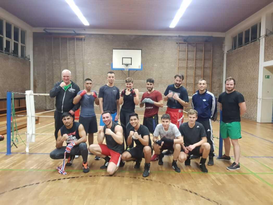 Artikelbild - Box! Tura Bremen und Grapple&Strike starten durch